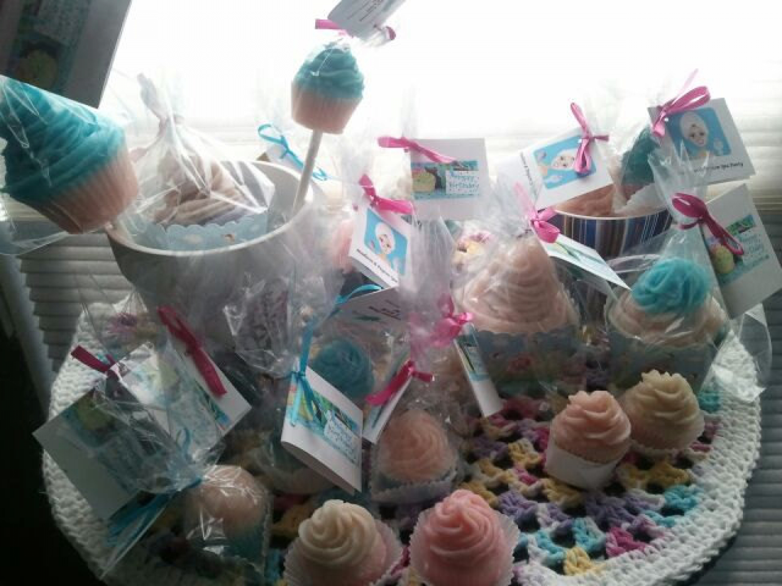 1 Cupcake Soap Shea Butter And Goats Milk Small 125 Oz You Velvy Shower Cream 1liter Licorice Ampamp Sea Previous Next