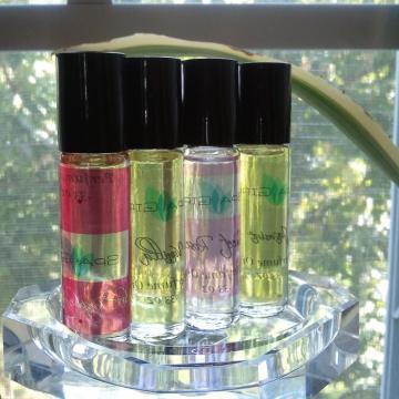 Flirtatious Perfume 100% pure fragrance oils (choose from over 100 fragrances) 1/3 oz